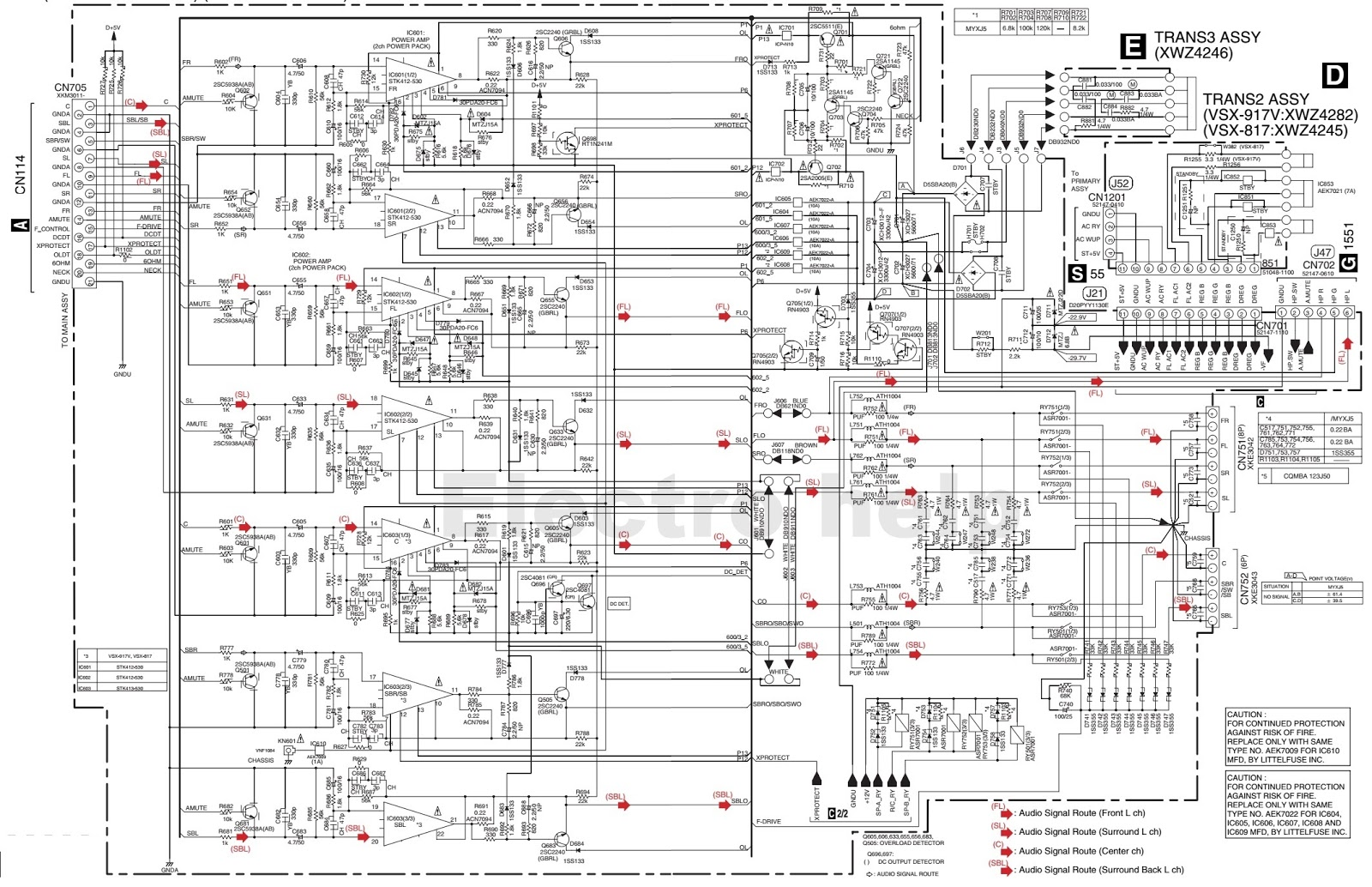 [DIAGRAM] Lowe Srx30 Receiver Schematic Diagram Manual
