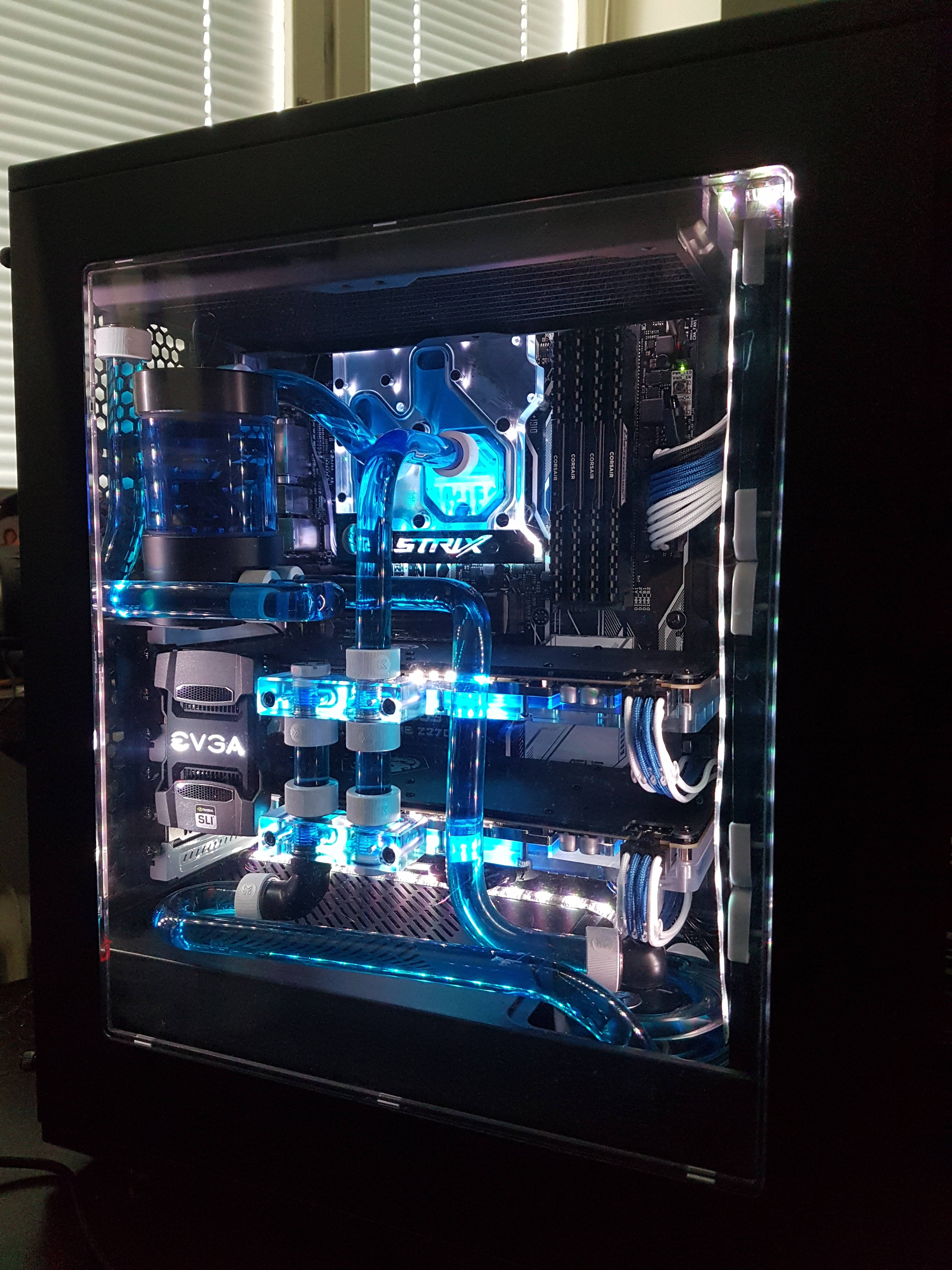 The Water Cooling Gallery  Page 47  Liquid and Exotic