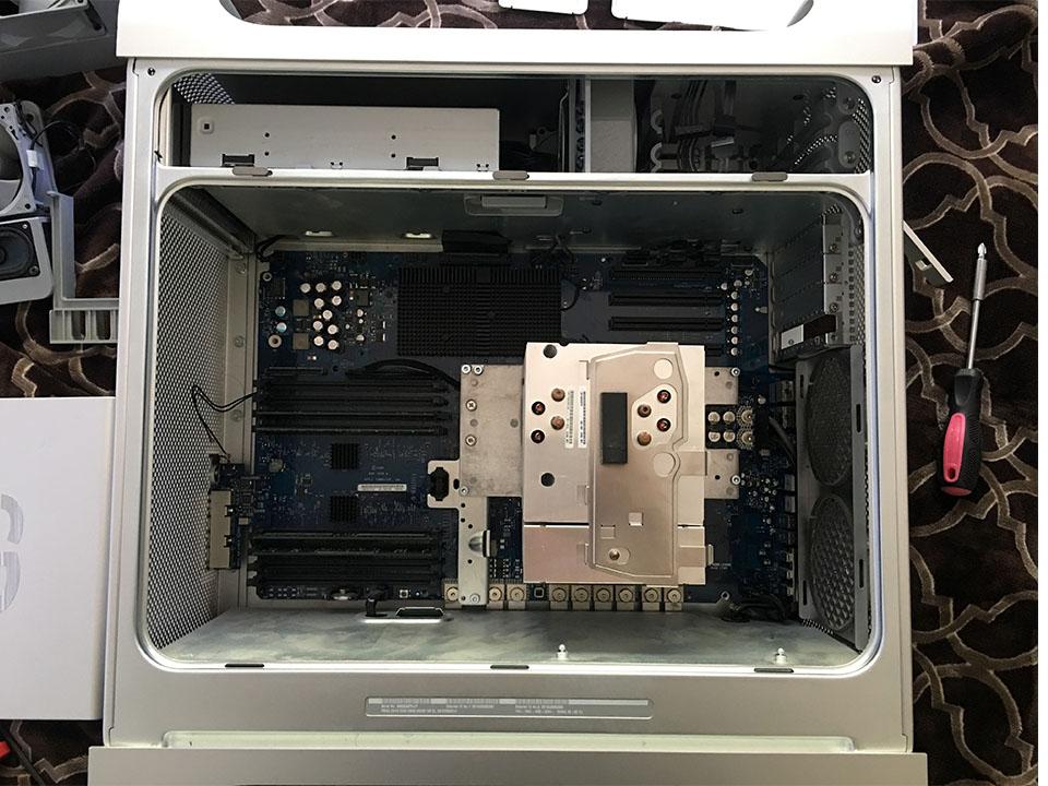 powermac g5 case mod