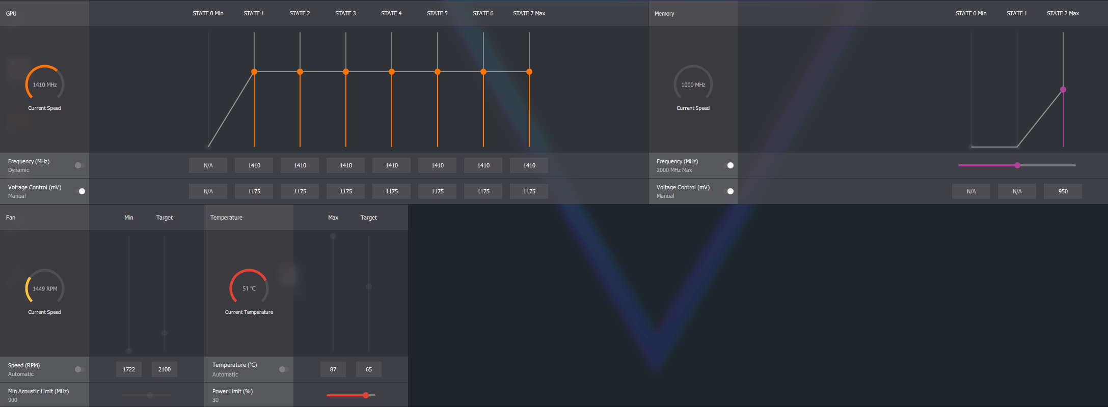 stable rx 580 overclock