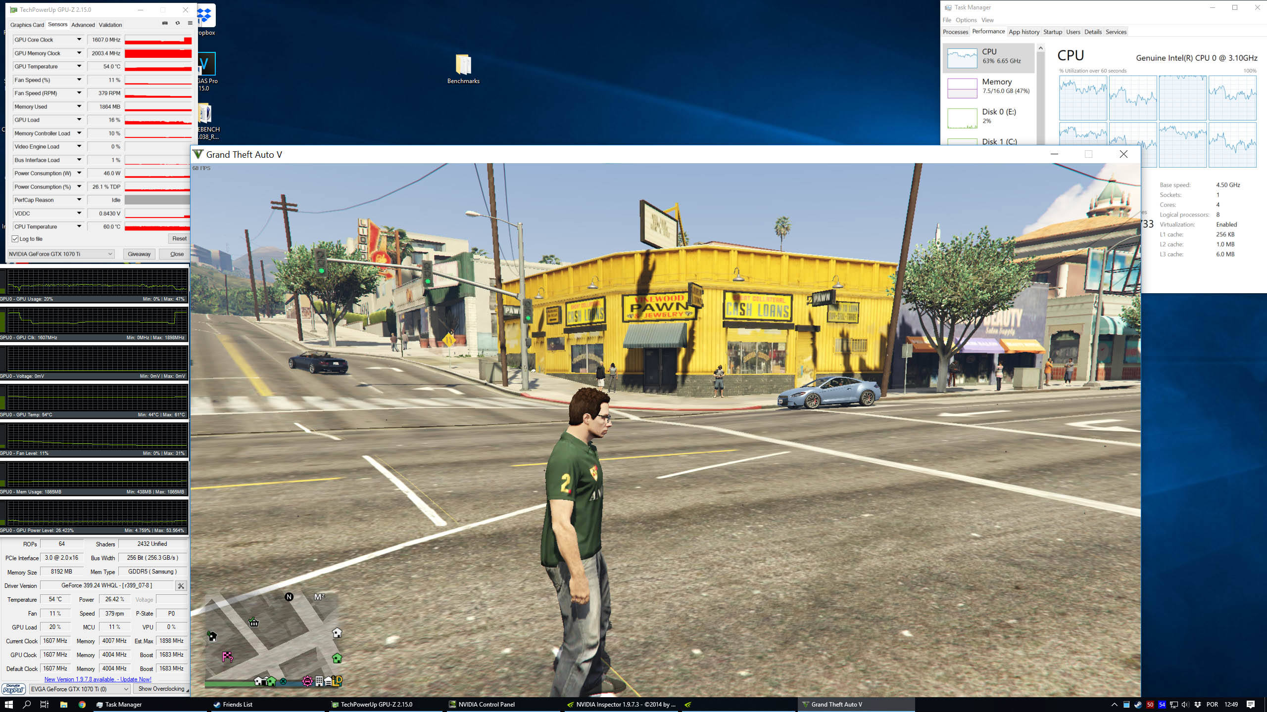 Gta V Crash Log