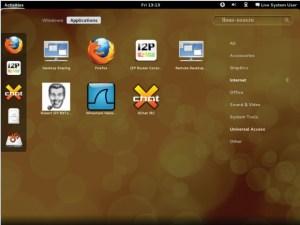 Одна из анонимных и безопасных ОС IprediaOS, которая основана на  Fedora