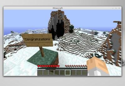 Играем в Minecraft на Ubuntu или Linux Mint