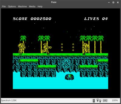 Эмулятор ZX Spectrum