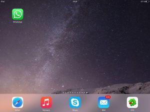 На сегодняшний день одной из наиболее востребованных программ для iPad считается WhatsApp. Посредством данной программы можно общаться, а также пересылать разнообразные файлы, а также картинки.  Скачать WhatsApp для iPad https://whatsapped.ru/dlya-ipad.html несложно. Но для того чтобы добиться положительного результата, необходимо выполнить следующие действия:  1.Найти файл. Лучше всего отдавать предпочтение файлам, которые расположены на официальном портале. В этом случае вероятность того, что будет скачана программа без вирусов, существенно возрастает. 2.Ознакомиться с инструкцией. В обязательном порядке перед установкой нужно изучить инструкцию, которая прилагается к файлу. В ней перечислены основные действия, которые в обязательном порядке нужно выполнить. 3.Обработка файла. Перед тем как запускать файл, нужно выбрать место для установки. 4.Введение данных. Для того чтобы общаться посредством WhatsApp для iPad, нужно ввести личные данные.  Преимущества WhatsApp для iPad  На данный момент именно WhatsApp для iPad пользуется особой популярностью. Все потому, что у данной программы есть масса функциональных возможностей.  •Круглосуточное использование. В данной версии можно выполнять множество действий в течение суток. Из 24 часов, только около шести часов имеют максимальный объем в день. Эти шесть часов происходят в течение трех двухчасовых периодов, которые формируются, когда закрытие одного рынка перекрывается со временем открытия другого. Телефон позволяет управлять различными файлами и видео 24/7.  •Максимально комфортный функционал. Если вы часто общаетесь, вы можете выполнять это не только дома, но и в любом другом месте. Автоматизация программы позволяет совершать разнообразные действия даже тогда, когда все спят. Благодаря автоматизированной системе можно выполнять множество действий.  •Больше действий. Для того чтобы можно было легко переслать файл с изображениями или же текстовыми документами, вы можете использовать соответствующие инструменты.  Таким об