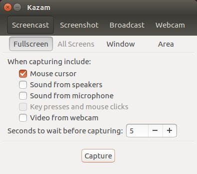 Screen Recorders In Ubuntu - LinuxAndUbuntu