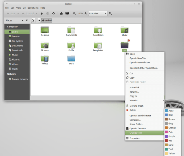 linux mint 17.1 language settings