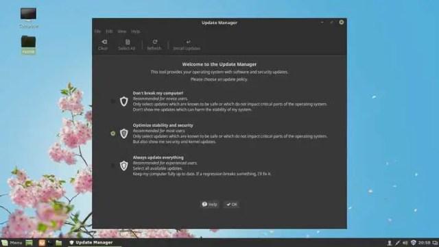 linux mint 18.1 features
