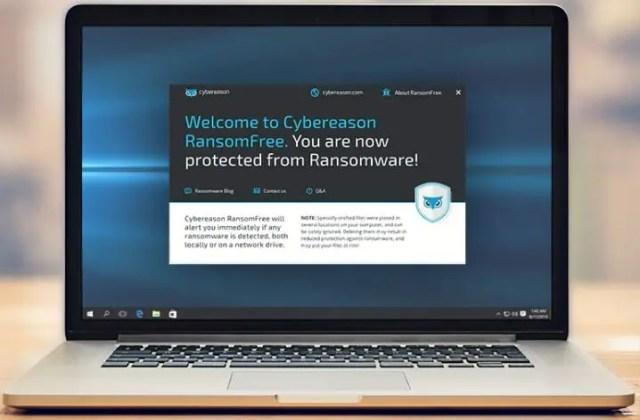 ransomfree wannacry ransomware blocker