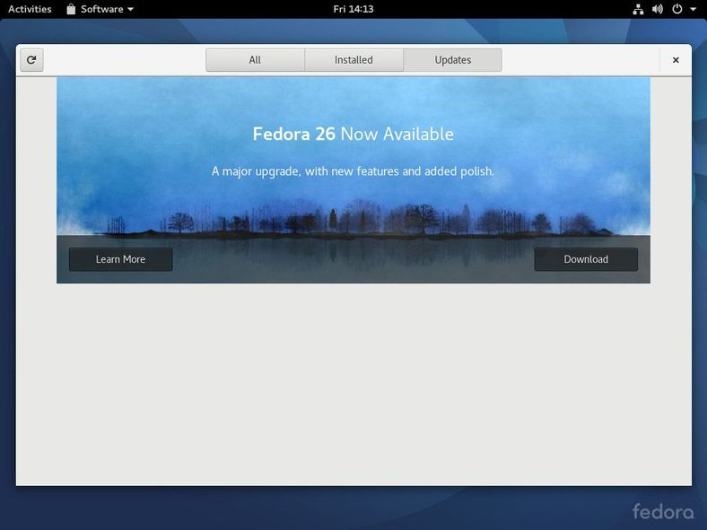 fedora 26 released available to download
