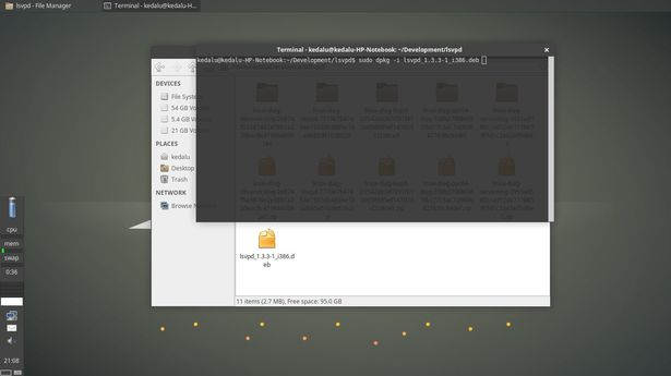 install lsvpd linux diagnostic tool