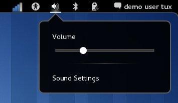 gnome-3-volume-menu
