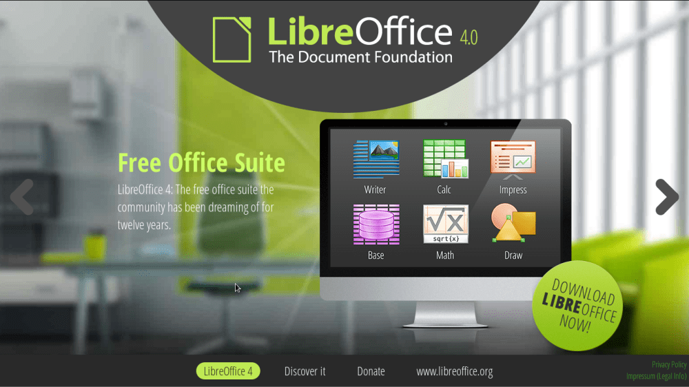 How to Install LibreOffice 4.0.0 on CentOS 6/RHEL 6.3 (1/3)