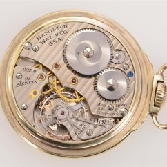 Pocket Watch Movement Diagram Laptop Power Cord Wiring Hamilton 992b Railroad Railway Special A