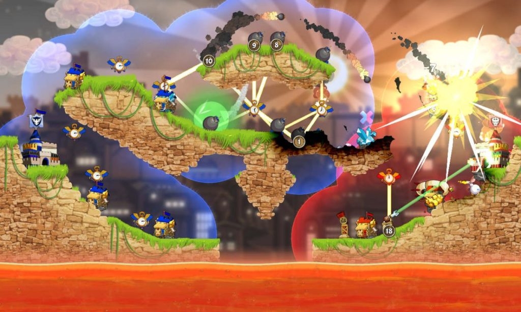 Cannon Brawl officially gets a Linux release on Steam