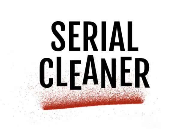 serial cleaner action launches for linux mac pc