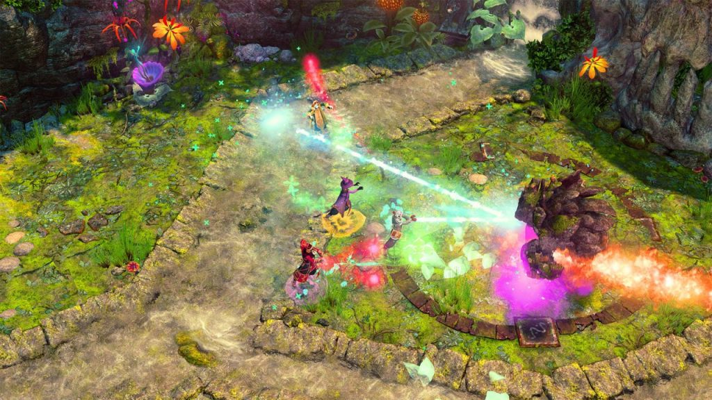 Nine Parchments announced from frozenbyte screenshot 02