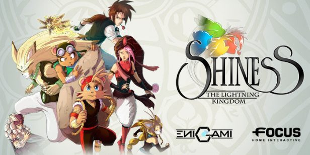 shiness the lightening kingdom release date and characters in linux gaming news