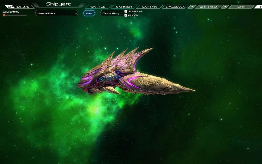 Space Wars: Interstellar Empires turn based strategy mmo creenshot 04