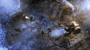 wasteland 3 announced crowdfunding screenshot