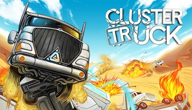 clustertruck first person agility game preorders open linux mac