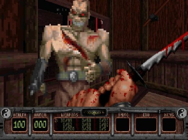 shadow warrior classic complete available free linux pc