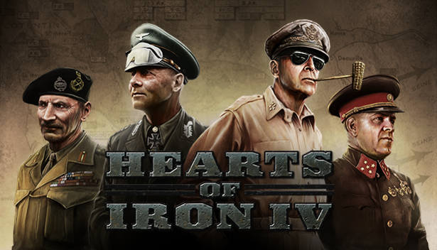 hearts of iron iv strategy wargame with half a Million copies sold linux mac pc