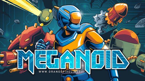 meganoid challenging platformer now on steam in linux gaming news