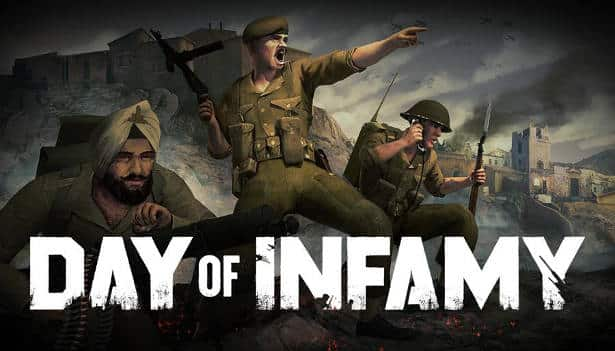 day of infamy ww2 shooter officially launches on steam linux gaming news