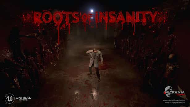 roots of insanity first person horror launches on steam in linux gaming news