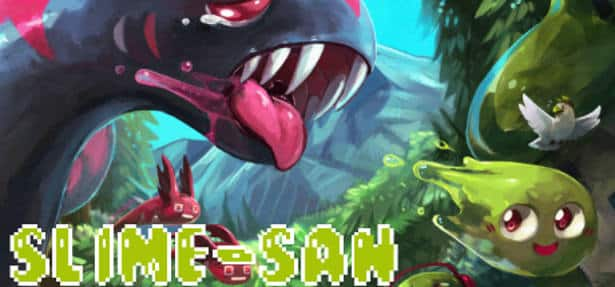 slime-san action platformer launches on steam in linux gaming news