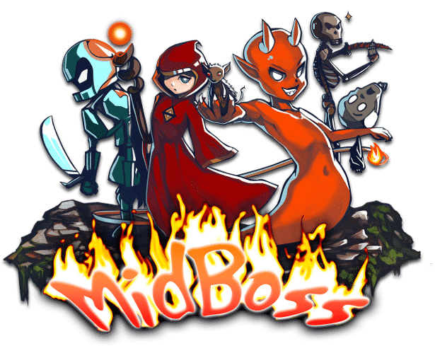 midboss strategy roguelike rpg coming may 23rd in linux gaming news