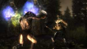 Two Worlds II: Call of the Tenebrae screenshot 3
