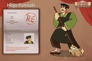 hojo fumiaki the emperors challenge expansion