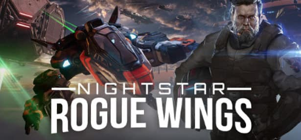 nightstar: rogue wings on early access with a linux release coming with windows games