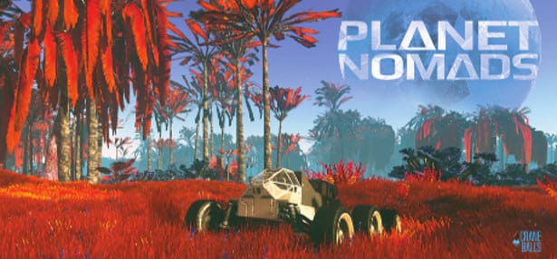 planet nomads on early access release via steam games for linux mac windows pc