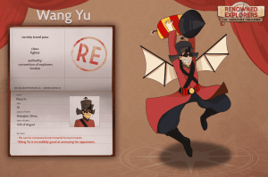 wang yu the emperors challenge expansion