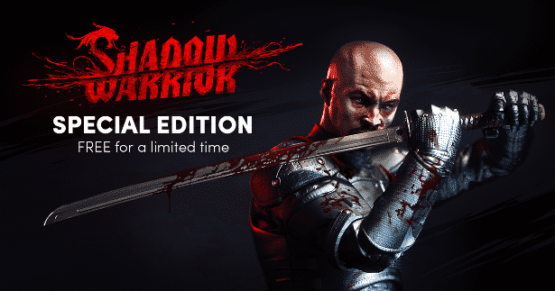 shadow warrior: special edition get it now free linux mac windows games