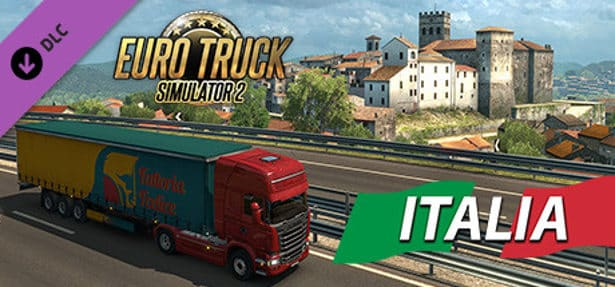 euro truck simulator 2: italia map announced linux mac windows games