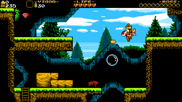 shovel knight king of cards coming in 2018 to linux mac windows games screenshot 01