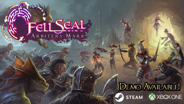 ell seal arbiter's mark will get day-one release in linux mac and windows games