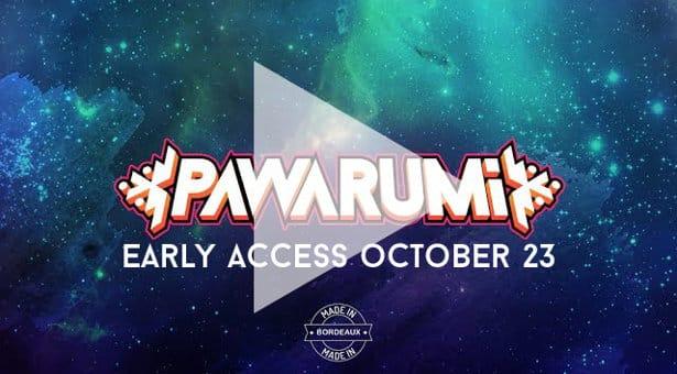 pawarumi shoot em up confirmed for linux windows games 2017