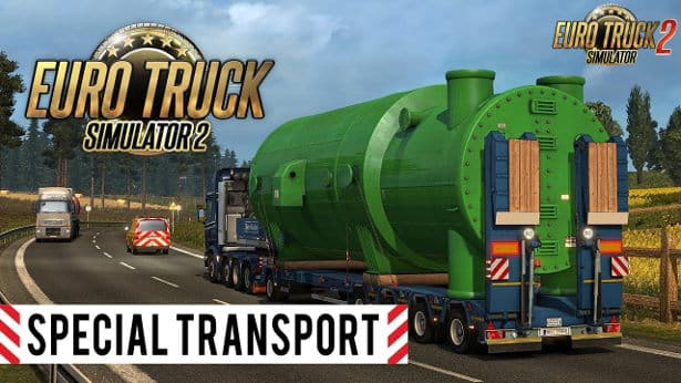 euro truck simulator 2 special transport dlc linux mac windows games steam