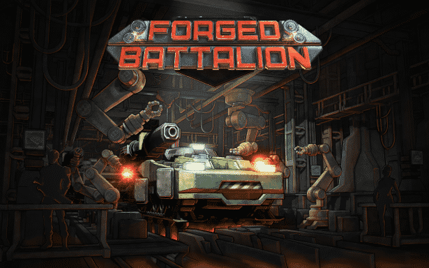 forged battalion the rts hits early access for linux windows games