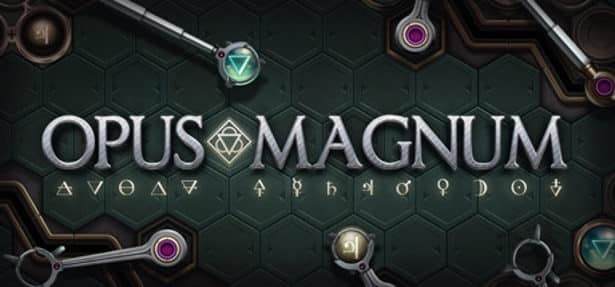 opus magnum puzzle simulation releases linux mac windows steam games