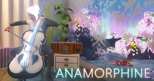 anamorphine surreal adventure linux and windows support in gaming