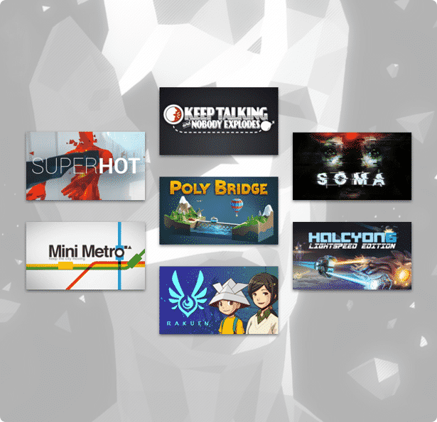 humble indie bundle 19 games list for linux mac windows