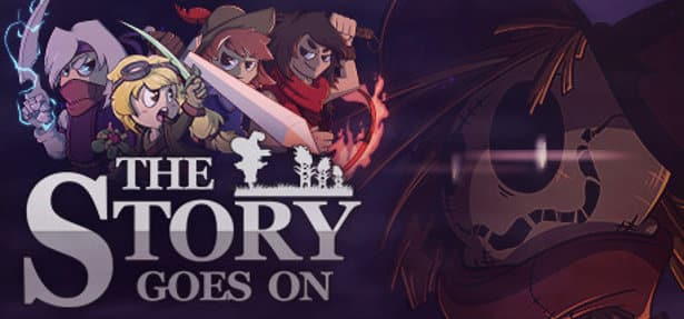 the story goes on top-down roguelike launches in linux mac windows games