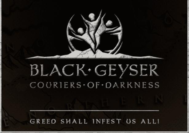 black geyser party based isometric rpg kickstarter funded for linux mac windows