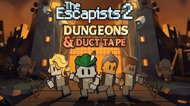 dungeons and duct tape dlc the escapists 2 linux mac windows games